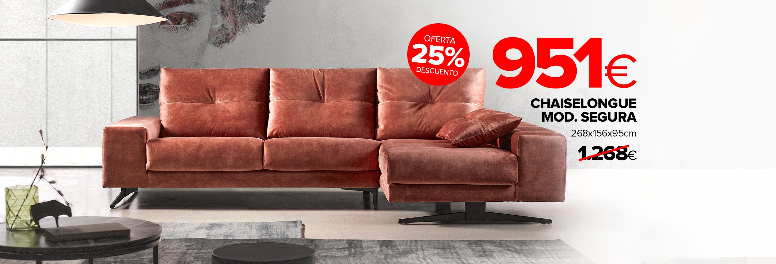 sofa chaise longue online barato